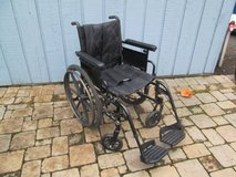 INVACARE WHEEL CHAIR in Plainfield, Illinois
