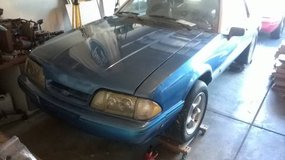 1989 Ford Mustang LX Convertible - New pictures in Chicago, Illinois