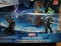 disney infinity 2.0 guardians of the galaxy playset pack (new) xbox 360/ps3/wiiu in Yorkville, Illinois