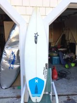 Surfboard > 5'10 SIX STAR Surfboard in Wilmington, North Carolina