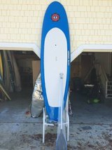 SUP> 10 FOOT LIQUID SHREDDER STAND UP PADDLEBOARD COMPLETE PACKAGE in Wilmington, North Carolina