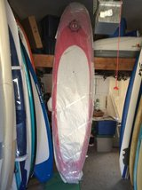 SUP> 11 FOOT LIQUID SHREDER STAND UP PADDLEBOARD COMPLETE PACKAGE in Wilmington, North Carolina