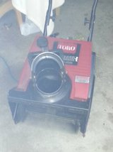 Toro powerlite snow thrower in Lockport, Illinois
