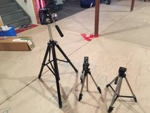 3 Tripods...SLIK U 5000, Quickset, Contact for more info in Batavia, Illinois