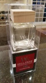 Diffuser - Spill Proof Wood Wick New in the Box - Sun-Ripened Apple Scent in Naperville, Illinois
