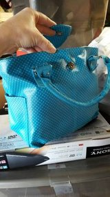 Adorable insulated lunch bag w/ container - New! in Fairfield, California