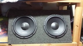 cobalt Orion 12 inch subs in Wilmington, North Carolina