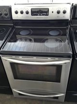 Frigidaire Black Smooth Top Double Oven Warranty Best Offer or in Todd County, Kentucky