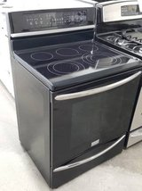 Frigidaire Gallery Black Smooth Top Stove Warranty Best Offer or in Todd County, Kentucky