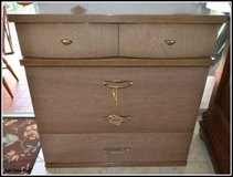 BEIGE 4 DRAWER CHEST in The Woodlands, Texas