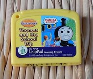 Leap Frog Preschool Discovery Cartridge Only Thomas And The School Trip in Morris, Illinois