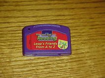 Leapfrog Phonics Leap's Friends From A to Z Cartridge Only in Joliet, Illinois