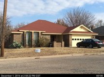 917 REEVES ST., ABILENE in Dyess AFB, Texas