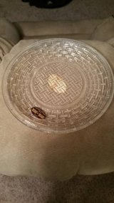 Leaded Crystal Glass Plate for sale $5 OBO in Minneapolis, Minnesota