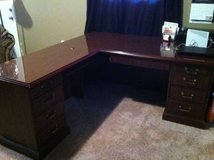 Solid Wood Desk in Dover, Tennessee