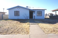 Reduced Cute 2 Bedroom Home in the Northeast Area! in Fort Bliss, Texas