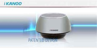 ikanoo bt001 portable bluetooth speaker w/ speakerphone and stylish design in New Lenox, Illinois