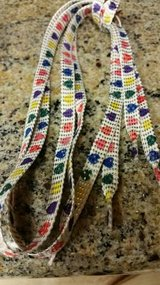 New shoelaces with a heart pattern in Temecula, California