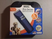 NEW wahl 9590-210 pro-series complete pet clipper kit corded cordless operation nib in Kingwood, Texas