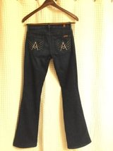 7 for all mankind jeans size 24 in Joliet, Illinois