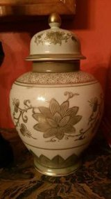 Ginger Jar Urn - Antique Andrea by Sadek Floral in Aurora, Illinois