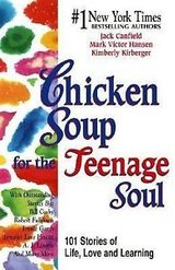 Chicken Sup for The Teenage Soul  (chicken soup for the soul) Paperback Book in Yorkville, Illinois