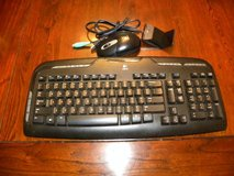 Logitech Wireless Keyboard & Mouse in Goldsboro, North Carolina