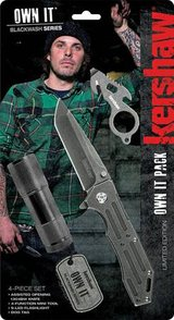 Kershaw Knife Kit NEW in Clarksville, Tennessee