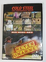 new 6 dvd set - never unarmed features lynn thompson factory sealed in Pleasant View, Tennessee