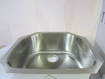 *Elkay Undermount Single Bowl Kitchen Sink, SS in Aurora, Illinois