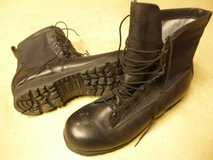 Military, Motorcycle Boots, New - USA, Size 13/14 in Plainfield, Illinois