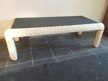 Wicker Coffee Table*Excellent Cond. in Fort Leonard Wood, Missouri