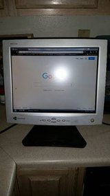 "15"" Gateway flat screen computer monitor in Nellis AFB, Nevada"