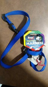 Size Right Adjustable Harness - Dog Harness - Blue -(T=43) in Clarksville, Tennessee