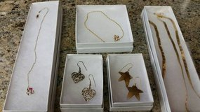 Heart and star shaped earrings only $2 for each pair! in Camp Pendleton, California