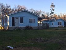 Great Rental Home on a Large Lot in Livingston!!! in Coldspring, Texas