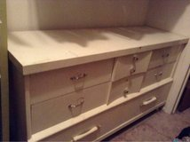 $50 OBO: LARGE ANTIQUE DRESSER: Pick Up By 2/14 in Glendale Heights, Illinois