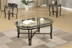 New Coffee Table + 2 End Tables FREE DELIVERY in Miramar, California
