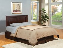 Full Buffalo Headboard for Bed Frame Only Bed FREE DELIVERY in Miramar, California