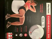 Perfect core exercise ball 55 in Joliet, Illinois