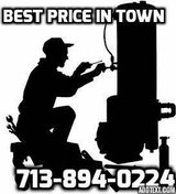 *****WATER HEATERs INSTALL - $399**** in Katy, Texas