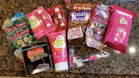 Lotion, Face Mask, Chap Stick, Tweezers, Nail Clip...ALL NEW!!!! in Orland Park, Illinois