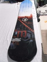 LTD Snowboard Color Black,Red, and Blue without Bindings rs 7123 in Huntington Beach, California