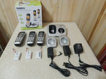 Uniden  dect 6.0 expandable cordless phone with digital answering system in Lockport, Illinois