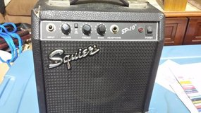 Squier SP10 Amplifier in Houston, Texas