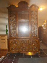 China Cabinet*Excellent Condition*1960s in Fort Leonard Wood, Missouri