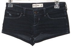 Abercrombie Shorty Shorts In Girl's Size 12 in Joliet, Illinois
