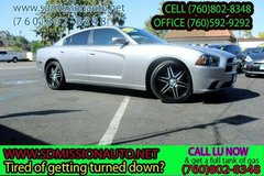 2013 Dodge Charger SE Ask for Louis (760) 802-8348 in Camp Pendleton, California