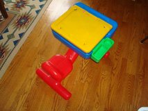 Rare Fine Today's Kids Deluxe Alpha All in 1 Desk Toddler Size L@@K in Brookfield, Wisconsin