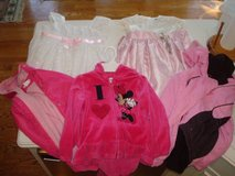 GIRLS 5 5T 5/6 Dresses Minnie Mouse Outfit Jackets Swim Cover Up in Brookfield, Wisconsin